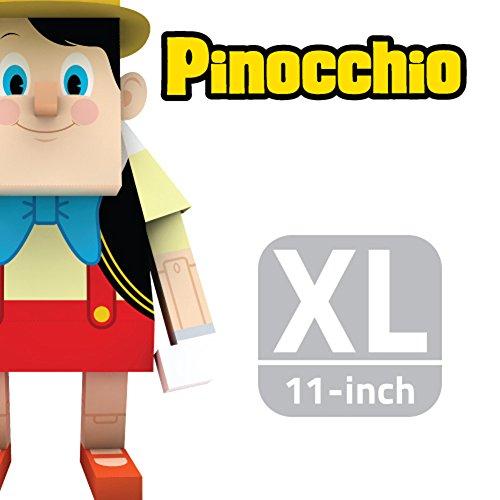 MOMOT Paper Craft Toy - Disney PINOCCHIO 11-inch XL Size 30cm