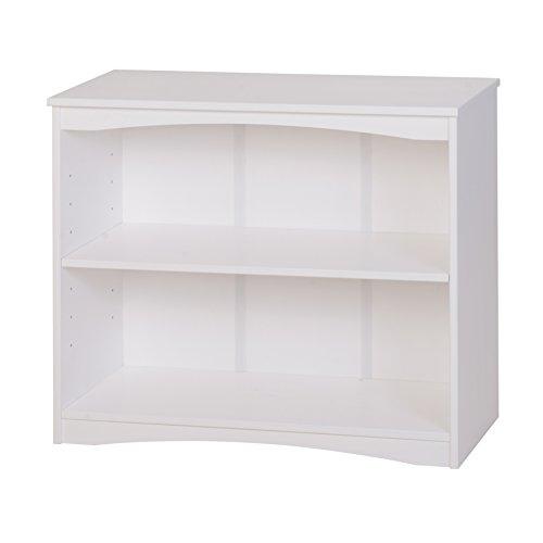 Camaflexi Essentials Wooden Bookcase 305H x 36W x 12D White