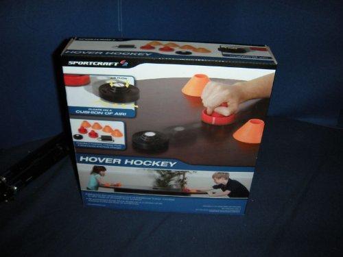 Sportcraft Hover Hockey Tabletop Air Hockey Game by Sportcraft Hover Hockey Tabletop Air Hockey Game