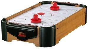 Totes Tabletop Air Hockey Game