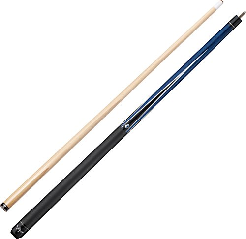 Viper Diamond 58 2-Piece BilliardPool Cue Blue 19 Ounce