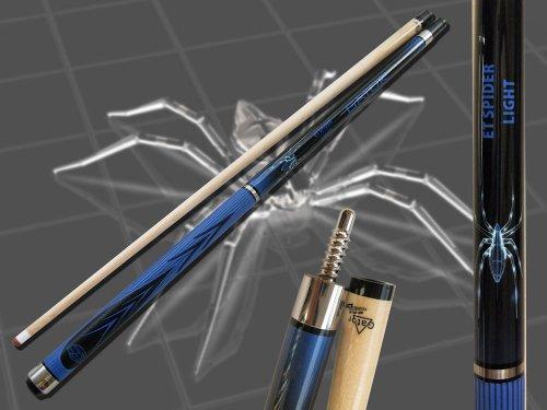 Black Friday Deal 48 Off - Brand New Blue Spider Billiards Maple Pool Cue Stick19oz1x1 Black Fury Casebilliard Gloveretail Price 29999
