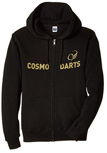 COSMO DARTS accessories custom logo parka black S