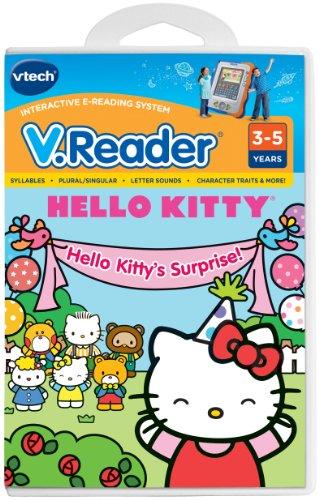VTech VReader Cartridge - Hello Kitty