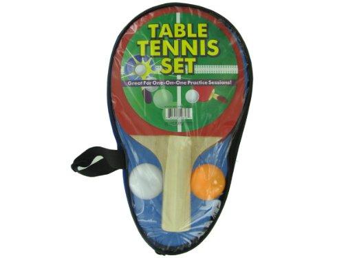 Portable Table Tennis Set Kids Children