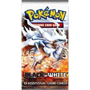 B W Pokemon Booster Pack