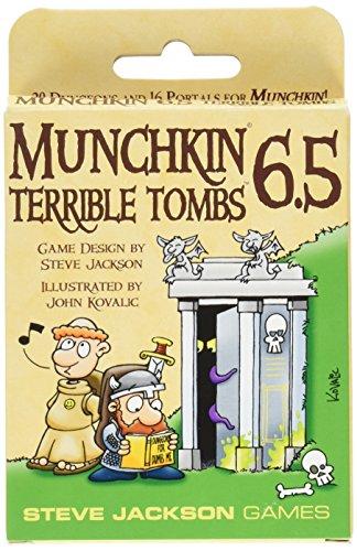 Munchkin 65 - Terrible Tombs