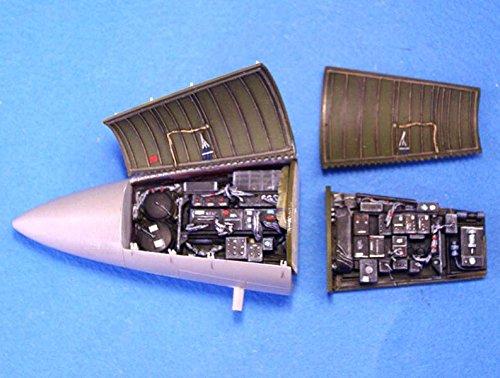 Legend Productions 148 F-101 Voodoo Avionics Bay Set for Monogram Kit LF4032