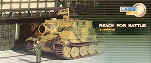 Dragon Armor 172 Ready for Battle Sturmtiger Built Model 60234