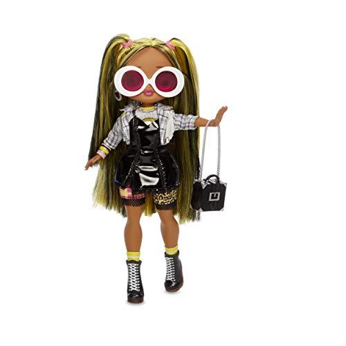 LOL Surprise OMG Alt Grrrl Fashion Doll with 20 SurprisesMulticolor