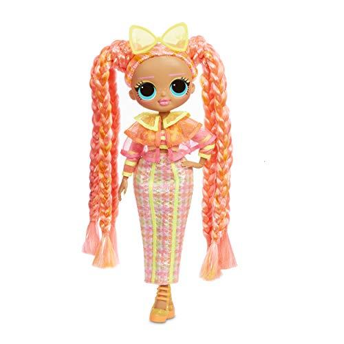 LOL Surprise OMG Lights Dazzle Fashion Doll with 15 Surprises