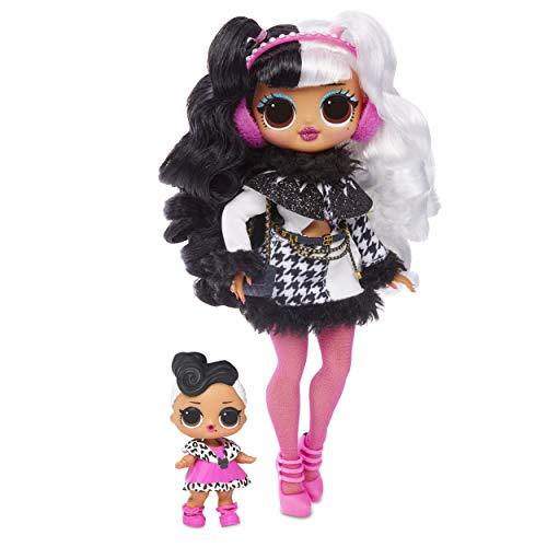 LOL Surprise OMG Winter Disco Dollie Fashion Doll Sister