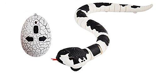 Night lions Tech TM Leyu Emulational 17 Length Remote Control Simulative RC Snake Toys Trick-playing Toys