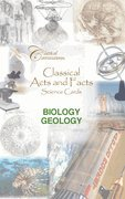 Biology Geology Flash Cards Classical Acts and Facts Science Cards
