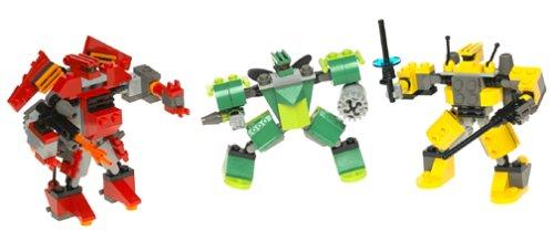 LEGO Designer Sets Mini Robots