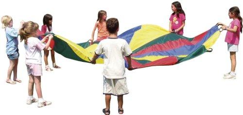 Get Ready Kids 12 Play Parachute