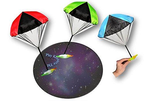 UFO Paratrooper Parachute - Play Kreative TM