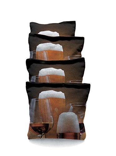Drinks Alcohol Standard Custom Corn Hole Bags Cornhole Bags