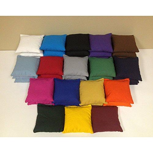 Tournament Cornhole Bags - Set of 8