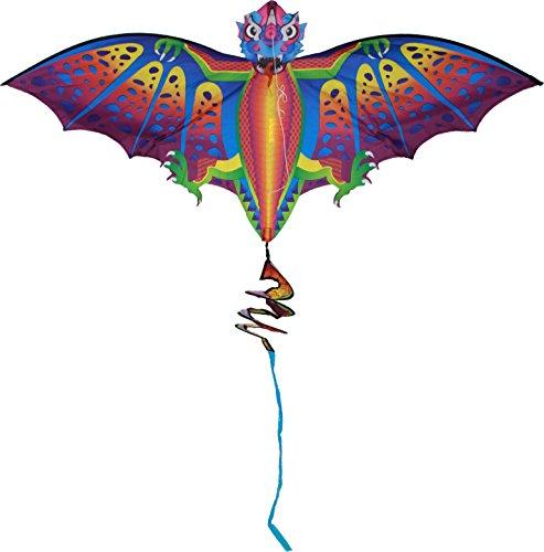 X-Kites StratoKites Dragon Rip-Stop Nylon Kite  50 Wide