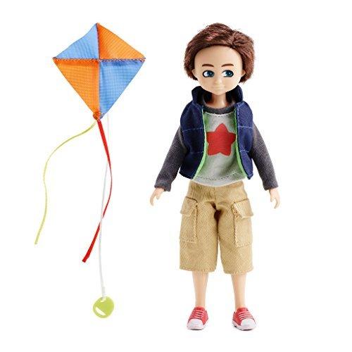Finn Kite Flyer Boy Doll