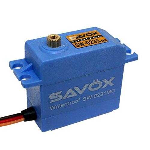 Savox 15208 Waterproof Standard Digital Servo