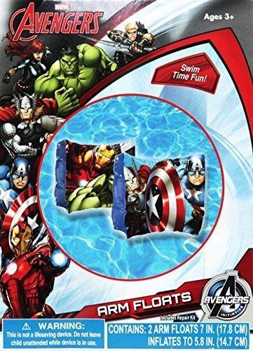 Marvel Avengers Swim Time Fun 2 Arm Floats
