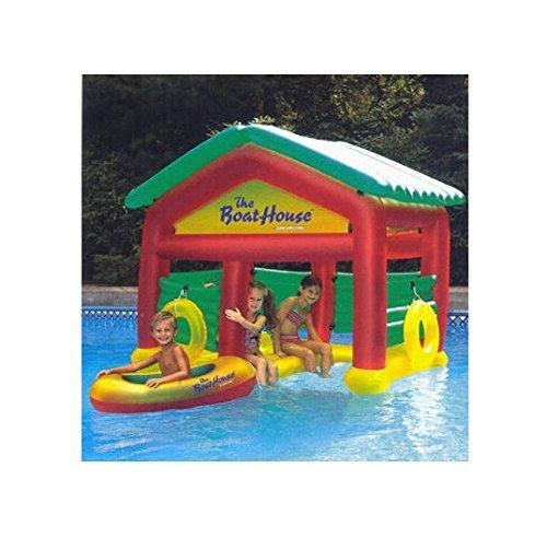 Boathouse Floating Swimming Pool Habitat