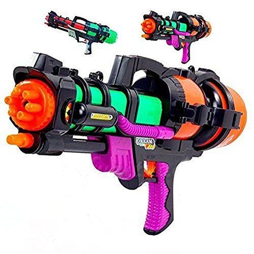 17 Huge Big Super Shoot Soaker Squirt Games Water Gun Pump Action Water Pistol For Man Women Child Kids