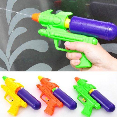Kids Boys Girls Summer Fun Water Gun Pump Action Water Pistol Toy 1Pc Random