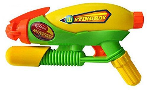 New Hot Polarbears Summer Kids Children Water Gun Long Range Air Pressure Pump Action Water Pistol Toy