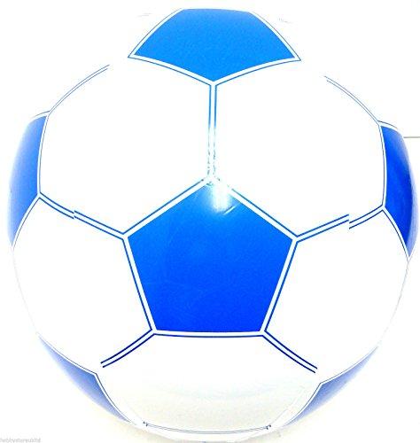 24 Inflatable Football Blow Up Ball Novelty Beach Ball Soccer Ball Lightweight