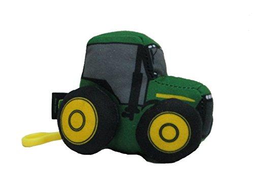 John Deere 4 Take Along Plush Toy Tractor - LP64417