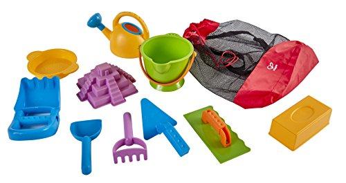 Hape Toys Ancient Mayan Pyramid Beach Sand Toy Set