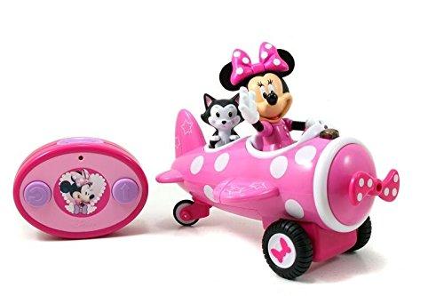 Jada Toys Minnie Mouse Airplane RC Vehicle