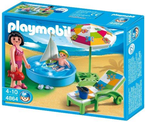Playmobil 4864 Wading Pool 2010