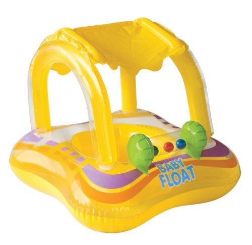 Intex Kiddie Float 32in x 26in ages 1-2 years