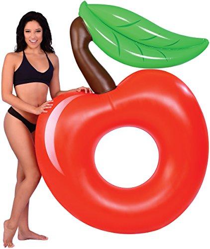 Kangaroo Pool Floats Cherry Inner Tube 5 Ft