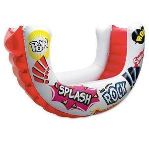 Aqua Rocker Inflatable Swimming Pool Toy Float Lounge