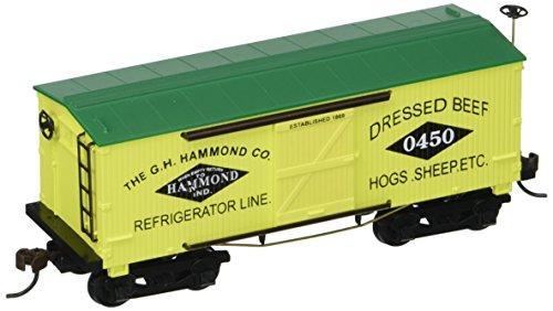 721322 1860 Wood Vintage Reefer GH Hammond Co HO