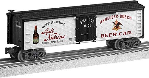 Lionel Malt Tonics Electric O Gauge Model Train Cars Reefer