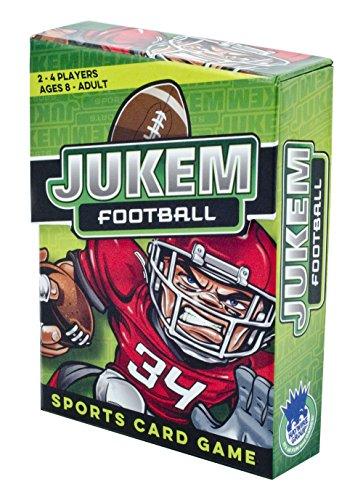 Haywire Group 371  Jukem Football Card Game