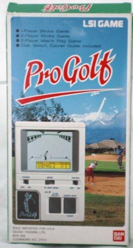 Pro Golf Handheld LSI Game