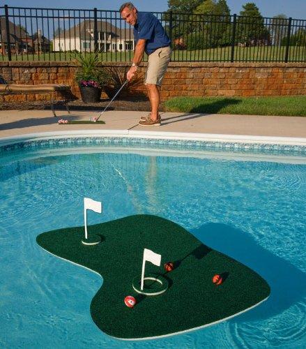 The Ultimate Pool Backyard Golf Game