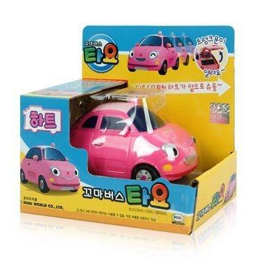 Little Bus Tayo Toy - Heart