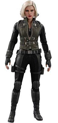 Movie Masterpiece Avengers Infinity War 16 Scale Figure Black Widow Japan limited