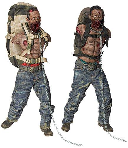 ThreeZero The Walking Dead Michonnes Pet Walkers 16 Scale Figure Twin Pack