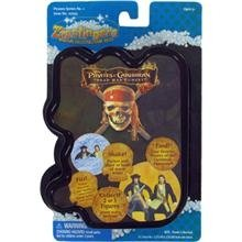 Pirates of the Caribbean Dead Mans Chest Miniature Collectible Game Pieces