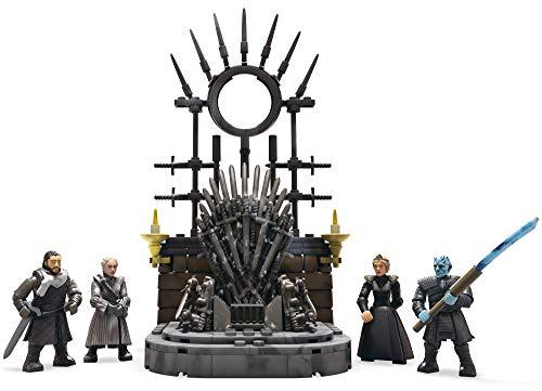 Game of Thrones The Iron Throne Building Set - Mega Construx
