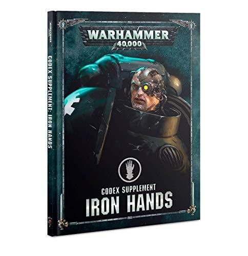 Games Workshop 40000 Codex Iron Hands